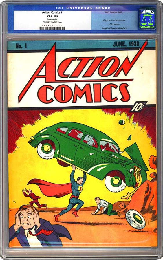 The Most Valuable Comic Books In the World   It's All Just Comics