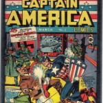 Captain America Comics #1 CGC 9.6 Allentown