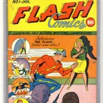 Flash Comics #1 CGC 9.6 Edgar Church