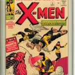X-Men #1 Pacific Coast